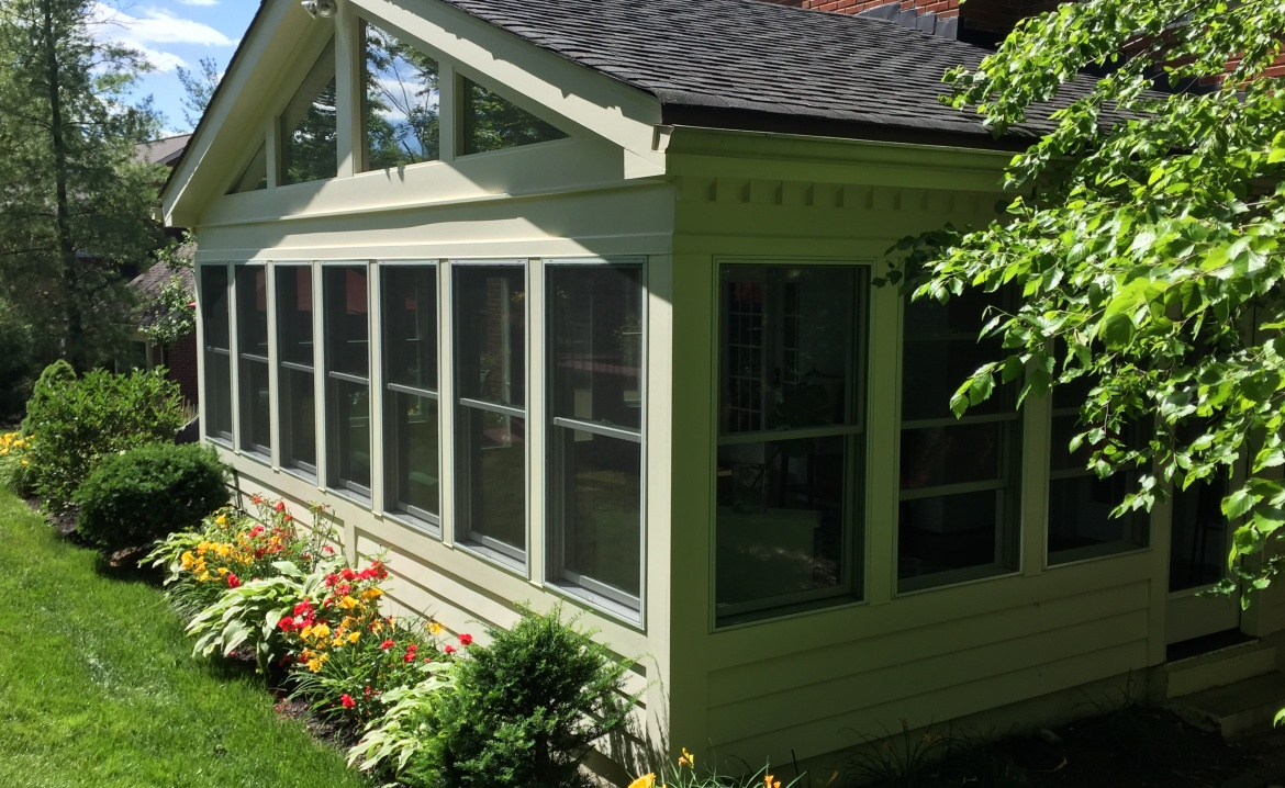 WESTCHESTER PORCH REMODEL